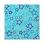Blue Stars Queen Duvet