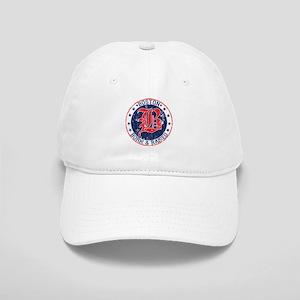 Boston born and raised red Baseball Cap