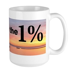 War is for the 1% Mug