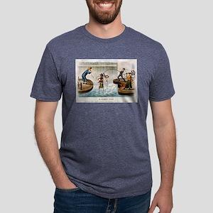 A sorry dog - 1888 Mens Tri-blend T-Shirt