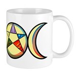 Pentacle Triplemoon 72917 Mugs