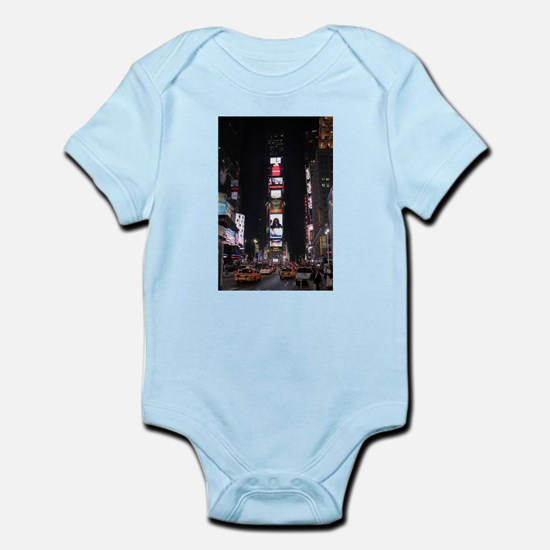 Super! Times Square New York - Pro Infant Bodysuit