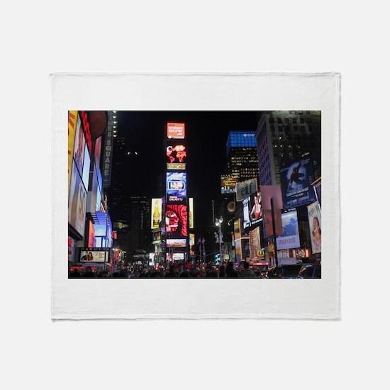 Stunning! New York City - Pro photo Throw Blanket