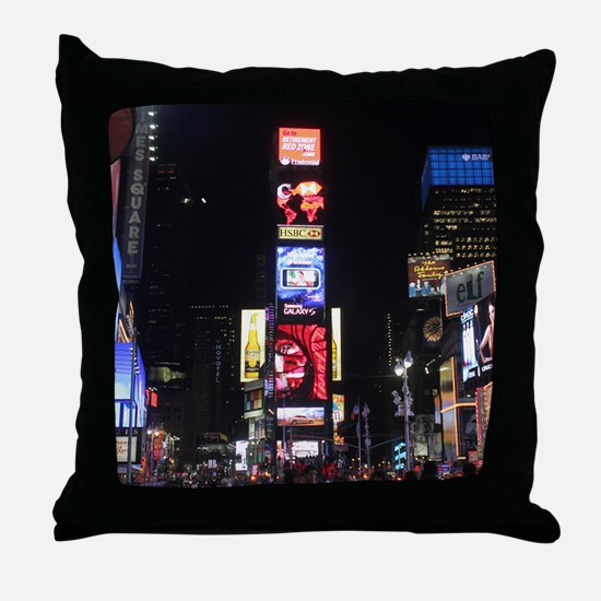 Stunning! New York City - Pro photo Throw Pillow