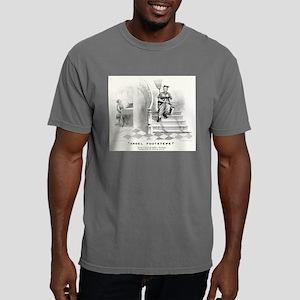 Angel footsteps - 1878 Mens Comfort Colors Shirt