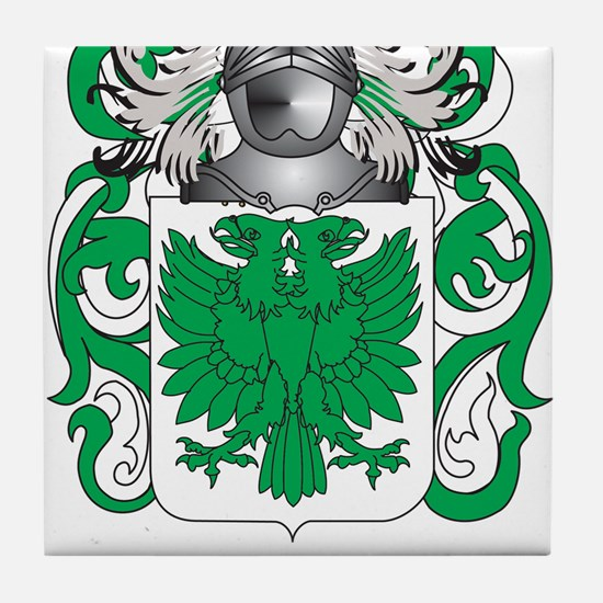 Brumby Coat of Arms Tile Coaster