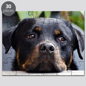 Rottweiler Dog Puzzle