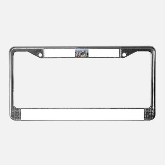 Stunning! New York - Pro photo License Plate Frame