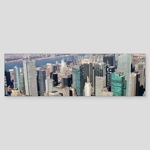Stunning! New York - Pro photo Sticker (Bumper)