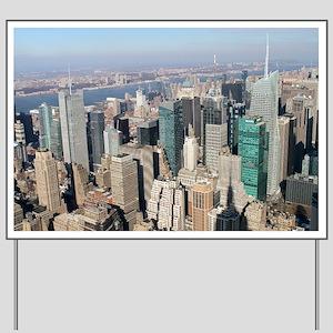 Stunning! New York - Pro photo Yard Sign