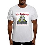 Oh Susana! Ash Grey T-Shirt