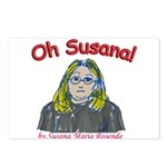 Oh Susana! Postcards (Package of 8)
