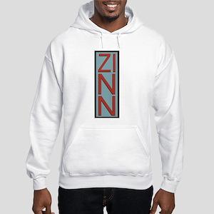 Howard Zinn Hooded Sweatshirt