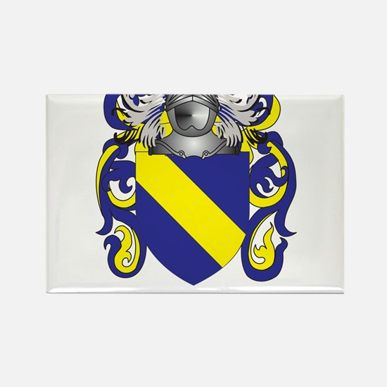 Bruno Coat of Arms Rectangle Magnet