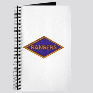 WWII Ranger... Journal