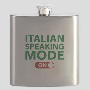 Italian Speaking Mode On Flask