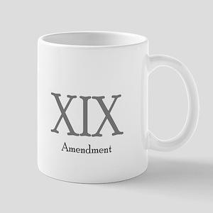 XIX Amendment Mug