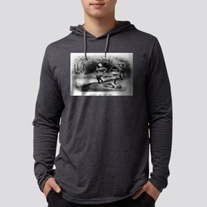 Caught on the fly - 1879 Mens Hooded Shirt