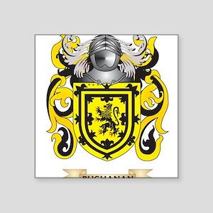 Buchanan Coat of Arms Sticker