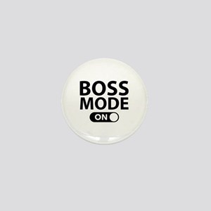 Boss Mode On Mini Button