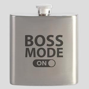 Boss Mode On Flask
