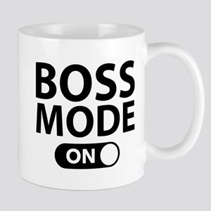 Boss Mode On Mug