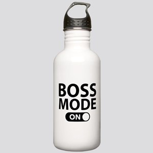 Boss Mode On Stainless Water Bottle 1.0L