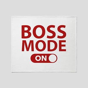 Boss Mode On Stadium Blanket