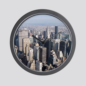 Stunning! New York City - Pro photo Wall Clock