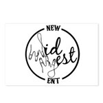 New Midwest Ent Postcards (Package of 8)
