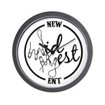 New Midwest Ent Wall Clock