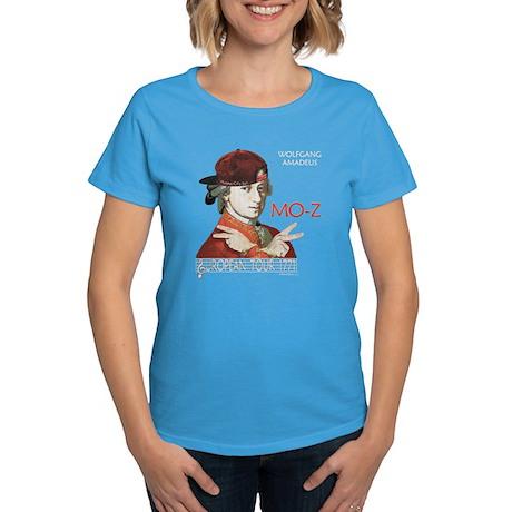 Mozart Mo-Z Women's Dark T-Shirt