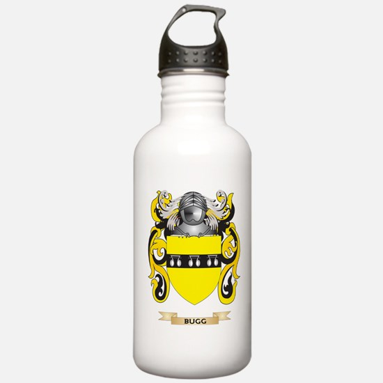 Bugg Coat of Arms Water Bottle