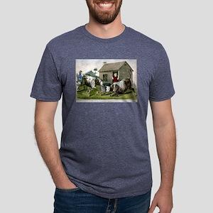 Corned beef - 1856 Mens Tri-blend T-Shirt