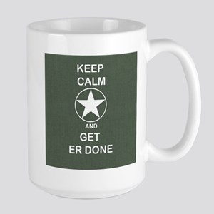 Keep Calm and Get ER Done Mug