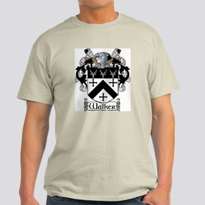 Walker Coat of Arms Light T-Shirt