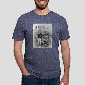 Disloyal British Subject - 1907 Mens Tri-blend T-S