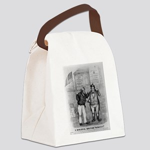 Disloyal British Subject - 1907 Canvas Lunch Bag
