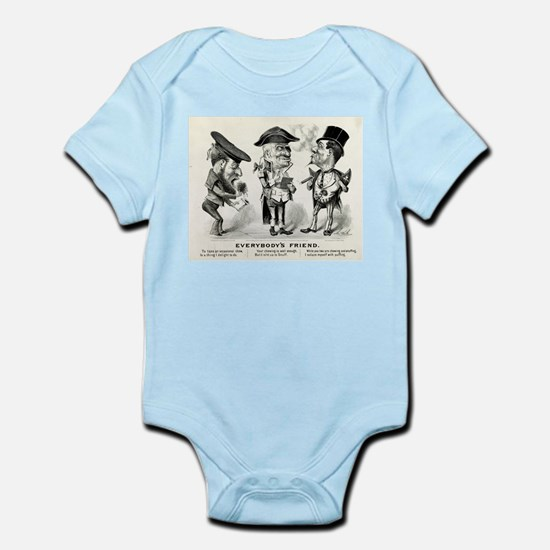 Everybody's friend - 1876 Infant Bodysuit