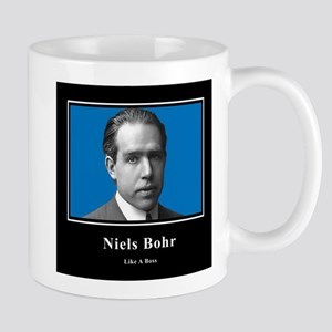 Niels Bohr Like A Boss Mug