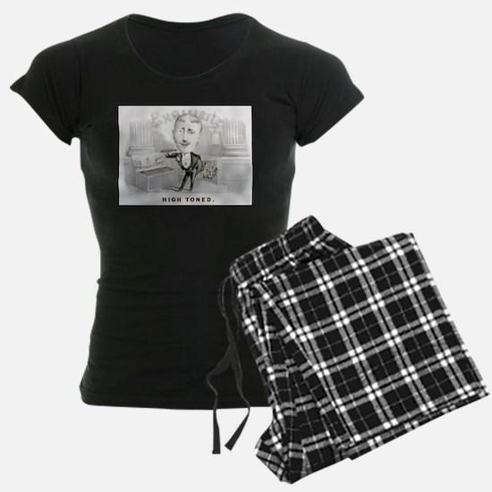 High toned - 1880 Pajamas