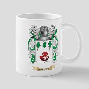 Burnett Coat of Arms Mug