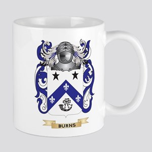 Burns-(Scotland) Coat of Arms Mug