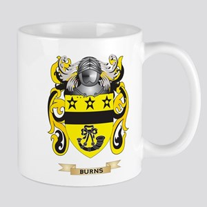 Burns Coat of Arms Mug