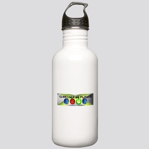 Id Rather Be Playing Xbox Water Bottle