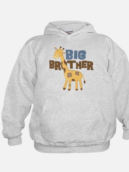 Big Bro Giraffe Hoodie