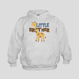 Little Bro Giraffe Hoodie