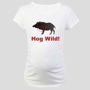 Hog Wild Maternity T-Shirt