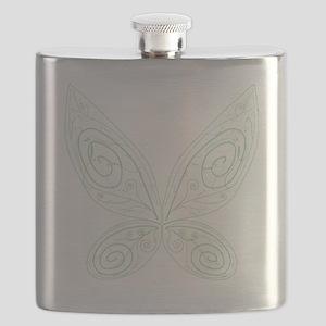 Pixie Wings Flask