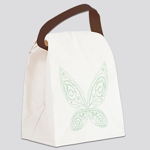 Pixie Wings Canvas Lunch Bag